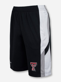 "Nike Texas Tech ""Jump Shot"" Black Shorts"