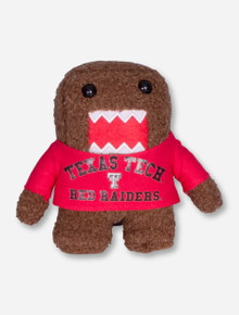Large Domo with Red Texas Tech Red Raiders T-Shirt