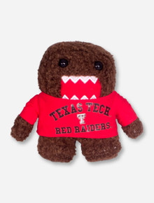 Small Domo with Red Texas Tech Red Raiders T-Shirt