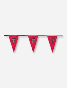 Texas Tech 30 ft Party Pennants