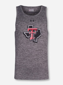 Under Armour Texas Tech Lone Star Pride on Twisted Carbon Tank Top