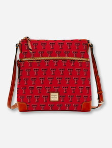 Dooney & Bourke Texas Tech Double T Crossbody