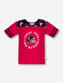Love Texas Tech Football Helmet TODDLER Red T-Shirt