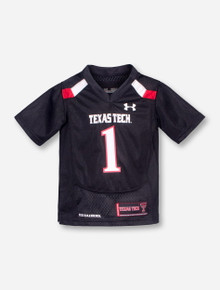 Under Armour Texas Tech Replica #1 INFANT Jersey