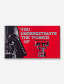 Texas Tech Star Wars Deluxe 3' x 5' Flag