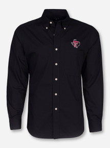 "Antigua Texas Tech ""Dynasty Pride"" Long Sleeve Dress Shirt"