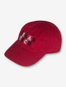 Legacy Texas Tech Block on Red TODDLER Cap
