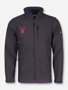 "Texas Tech Columbia ""Ascender II"" Charcoal Jacket"