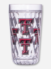 Double T Diamond Insulated Cup - Texas Tech