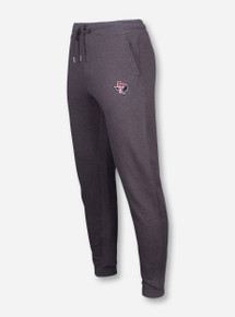 Under Armour Texas Tech Lone Star Pride on Charcoal Tapered Sweatpants