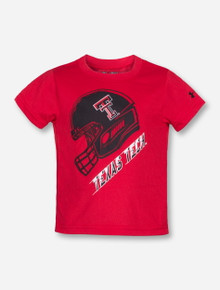 "Under Armour Texas Tech ""Rush"" INFANT Red T-Shirt"