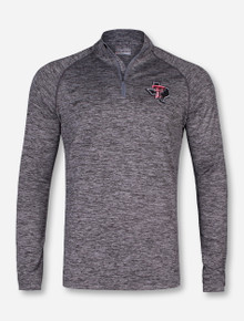 "Under Armour Texas Tech ""Twisted"" Lone Star Pride Quarter Zip Pullover"