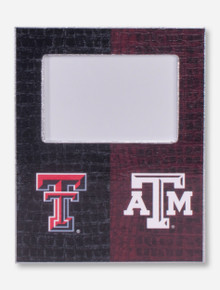 House Divided Texas Tech/A&M Frame