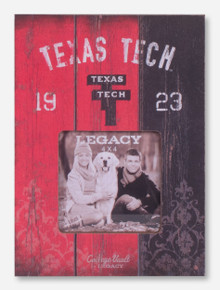Texas Tech Weatherboard Frame