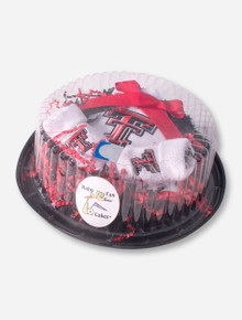Texas Tech Baby Bib and Sock Set