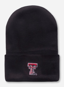 Texas Tech Double T Black INFANT Cap