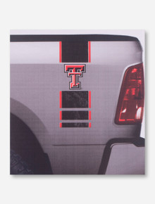 Texas Tech Double T Vehicle Graphic Wrap