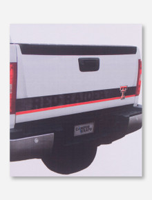 Texas Tech Double T Tailgate Graphic Wrap
