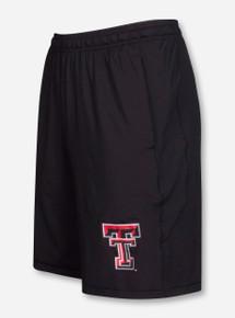 Under Armour Texas Tech Double T Grey Shorts