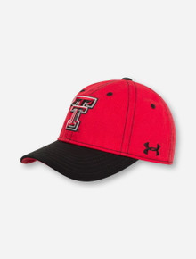 Under Armour Texas Tech Classic Double T YOUTH Cap