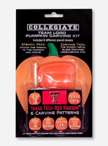Texas Tech Pumpkin Carving Kit