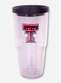 Tervis Texas Tech Clear Double T Tumbler