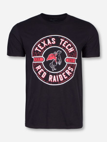 Texas Tech Revolution Black T-Shirt
