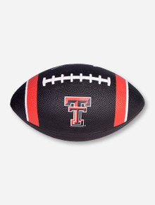 Nike Texas Tech Double T Black Mini Football