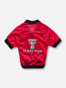 Texas Tech Red Raiders Double T Pet Red Jersey