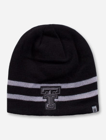 Texas Tech Black Diamond Reversible Beanie