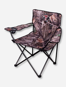 Texas Tech Lone Star Pride Camo Canvas Chair