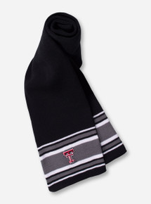 Under Armour Texas Tech Classic Double T Knit Scarf