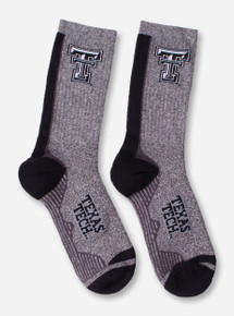 Texas Tech Blizzard Crew Socks