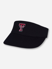 "Under Armour Texas Tech ""Fairway"" Adjustable Visor"