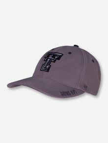 "47 Brand ""Texas Tech Fluoresce"" Grey Stretch Fit Cap"
