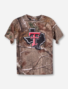 Texas Tech Lone Star Pride Camo YOUTH T-Shirt