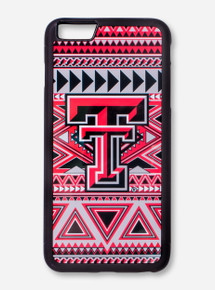 Texas Tech Double T and Aztec iPhone 6 Plus Phone Case