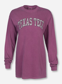 Texas Tech Stone Arch Long Sleeve Shirt
