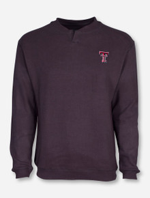 Chiliwear Texas Tech Grey Thermal Sweater