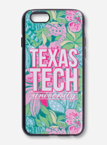 Texas Tech Lilly Frog Phone Case