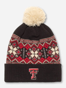 "47 Brand Texas Tech ""Huntley"" Black Beanie"