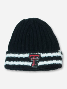 "47 Brand Texas Tech ""Melbourne"" Black Beanie"