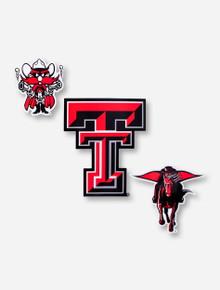 Texas Tech Mascot Magnets