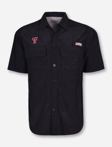 Chiliwear Texas Tech Double T Short Sleeve Dress Shirt