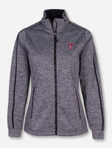 "Antigua Texas Tech ""Golf Jacket"" on Women's Twisted Jacket"