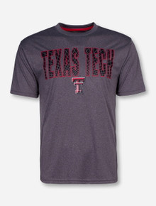 Arena Texas Tech Crosscut Heather Grey T-Shirt
