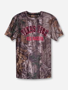 Arena Texas Tech RealTree Trail YOUTH Camo T-Shirt