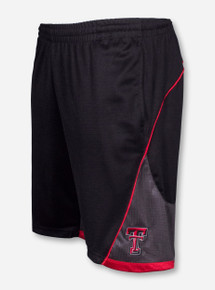Arena Texas Tech Switchback Black Shorts