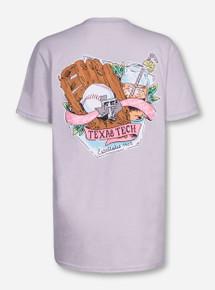 "Texas Tech ""Sweet Tea"" on Grey T-Shirt"