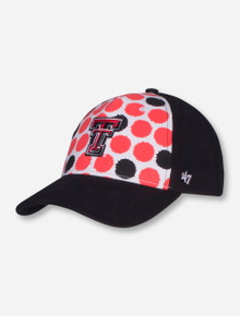 "47 Brand Texas Tech ""Dripz"" YOUTH Adjustable Cap"
